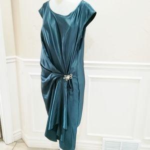 Rachel Rachel Roy teal most wanted dress